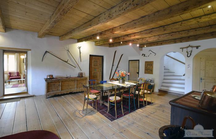 """Historischer """"Pierten"""", Eingang im Erdgeschoss"""