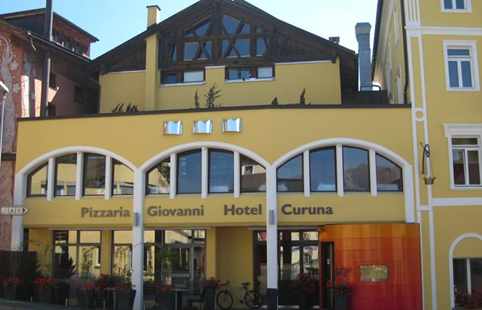 Feng Shui Hotel Curuna, Scuol